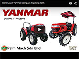 Yanmar EF393T Video